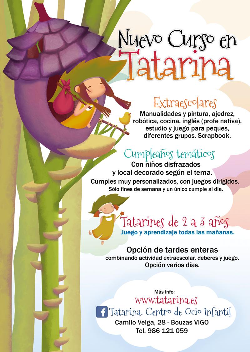 TATARINA OTOÑO 17 - A3 + 3mm sin error
